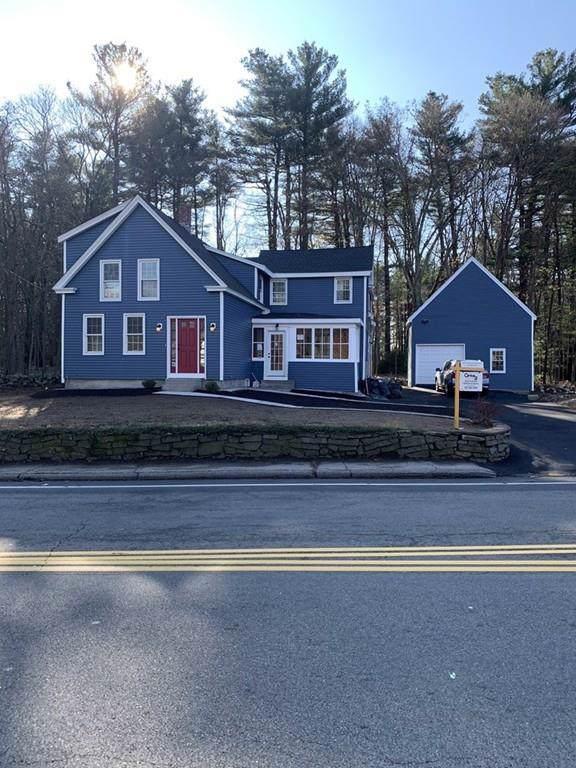 153 Cocasset Street, Foxboro, MA 02035 (MLS #72612464) :: Spectrum Real Estate Consultants