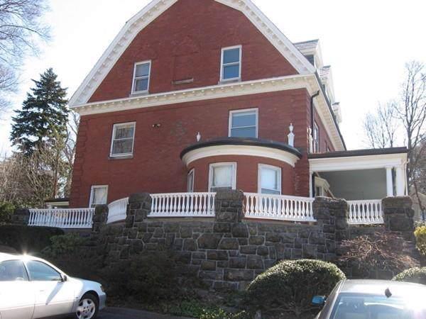 81 Church Street #3, Newton, MA 02458 (MLS #72612691) :: Berkshire Hathaway HomeServices Warren Residential