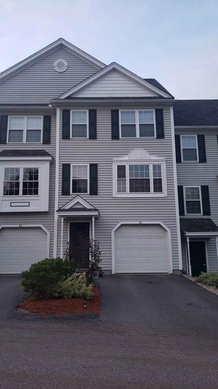 8 Bradley Dr B, Groton, MA 01450 (MLS #72612718) :: Berkshire Hathaway HomeServices Warren Residential