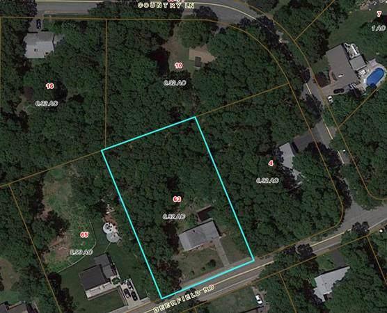 63 Deerfield Rd, Sharon, MA 02067 (MLS #72612881) :: Berkshire Hathaway HomeServices Warren Residential