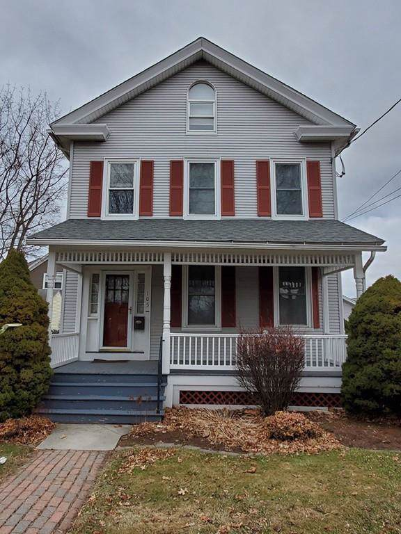 105 Fairview Avenue, Chicopee, MA 01013 (MLS #72612986) :: Driggin Realty Group