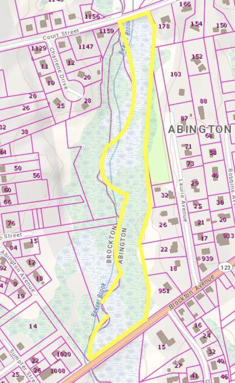 0 Brockton Ave, Abington, MA 02351 (MLS #72613055) :: Anytime Realty