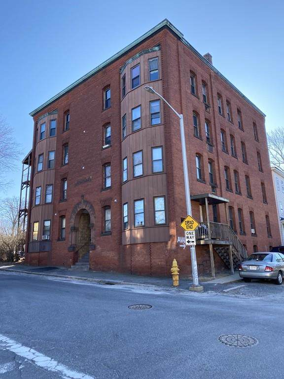 29 William St #22, Worcester, MA 01609 (MLS #72614501) :: DNA Realty Group