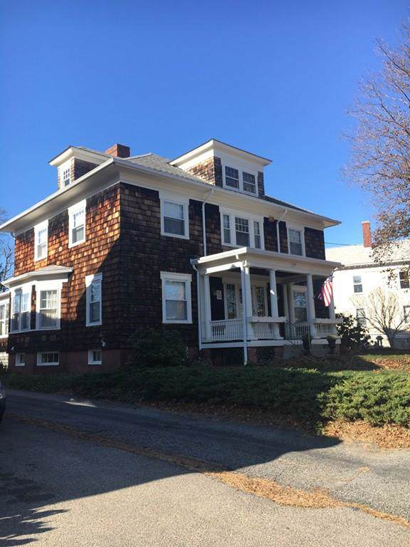 35 Lyon, Pawtucket, RI 02860 (MLS #72614562) :: Kinlin Grover Real Estate