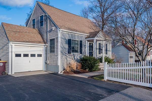 29 Pilgrim Road, Weymouth, MA 02191 (MLS #72616281) :: Kinlin Grover Real Estate