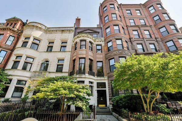 306 Commonwealth Ave #5, Boston, MA 02116 (MLS #72617551) :: Exit Realty