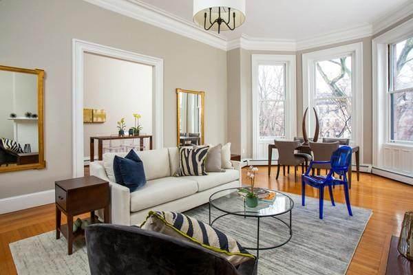 114 Commonwealth Avenue #3, Boston, MA 02116 (MLS #72617824) :: Kinlin Grover Real Estate
