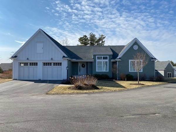 105 Seton Highlands #105, Plymouth, MA 02360 (MLS #72618189) :: Kinlin Grover Real Estate