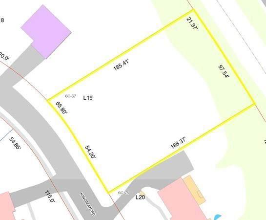 Lot 2 Kingman Rd., Amherst, MA 01002 (MLS #72618200) :: Charlesgate Realty Group