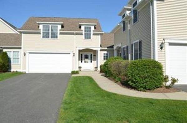 25 Cypress Ln #25, Wilbraham, MA 01095 (MLS #72618509) :: NRG Real Estate Services, Inc.