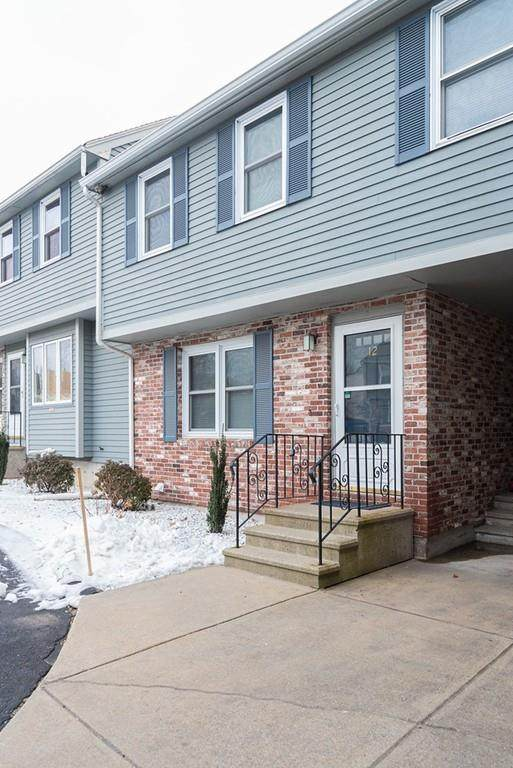 52 Huntoon Ave #12, Lowell, MA 01852 (MLS #72618782) :: DNA Realty Group