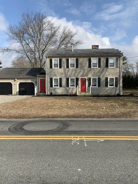 357 Lucy Little Rd, Dartmouth, MA 02747 (MLS #72619973) :: Welchman Real Estate Group