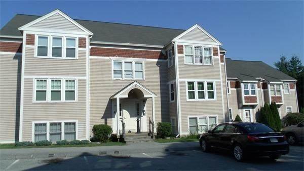 260 N. Warren Ave B8, Brockton, MA 02301 (MLS #72620533) :: Spectrum Real Estate Consultants