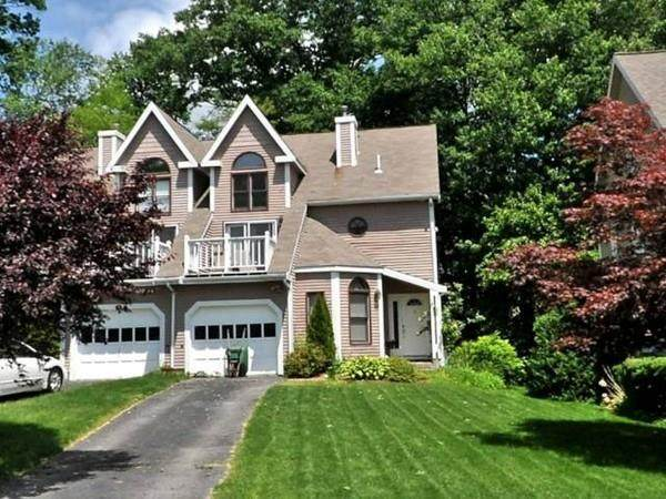 18 Blithewood Ter #18, Worcester, MA 01604 (MLS #72620727) :: DNA Realty Group
