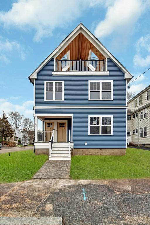 22 Quincy St. #1, Watertown, MA 02472 (MLS #72621562) :: Conway Cityside