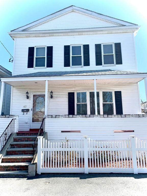 43 Bates Street, Revere, MA 02151 (MLS #72621705) :: DNA Realty Group