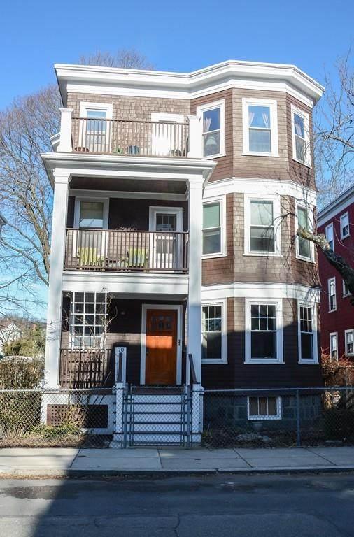 70 Williams Street #3, Boston, MA 02130 (MLS #72622197) :: Conway Cityside