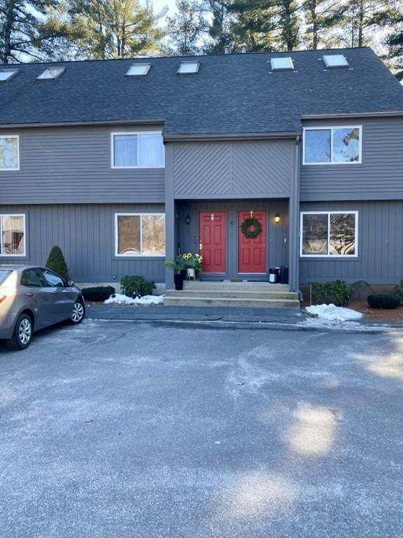 77 Wilson Street 2C, Marlborough, MA 01752 (MLS #72622535) :: Driggin Realty Group