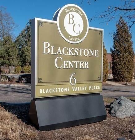 6 Blackstone Place #201, Lincoln, RI 02865 (MLS #72622588) :: Bolano Home