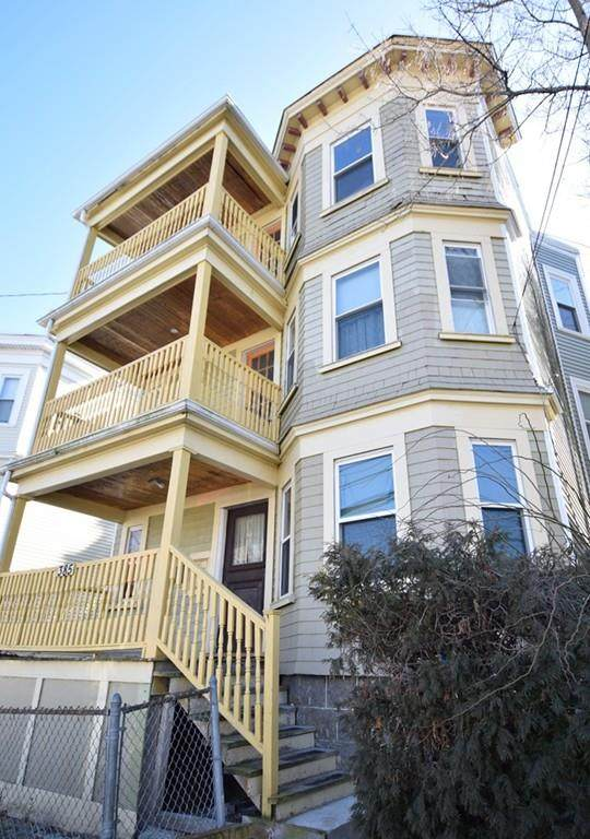385 Centre St #3, Boston, MA 02122 (MLS #72622601) :: Westcott Properties