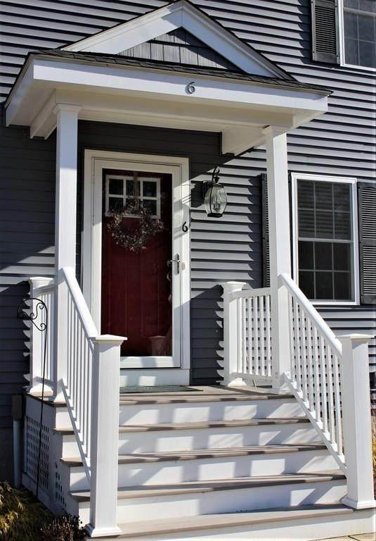 141 Oak Street #6, Norton, MA 02766 (MLS #72622969) :: Welchman Real Estate Group