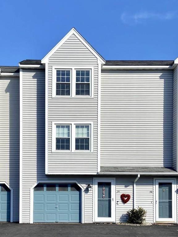 1431 Pawtucket Blvd #35, Lowell, MA 01854 (MLS #72623297) :: RE/MAX Vantage