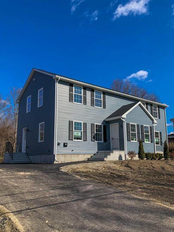 25 Exeter St A, Taunton, MA 02780 (MLS #72623403) :: Berkshire Hathaway HomeServices Warren Residential