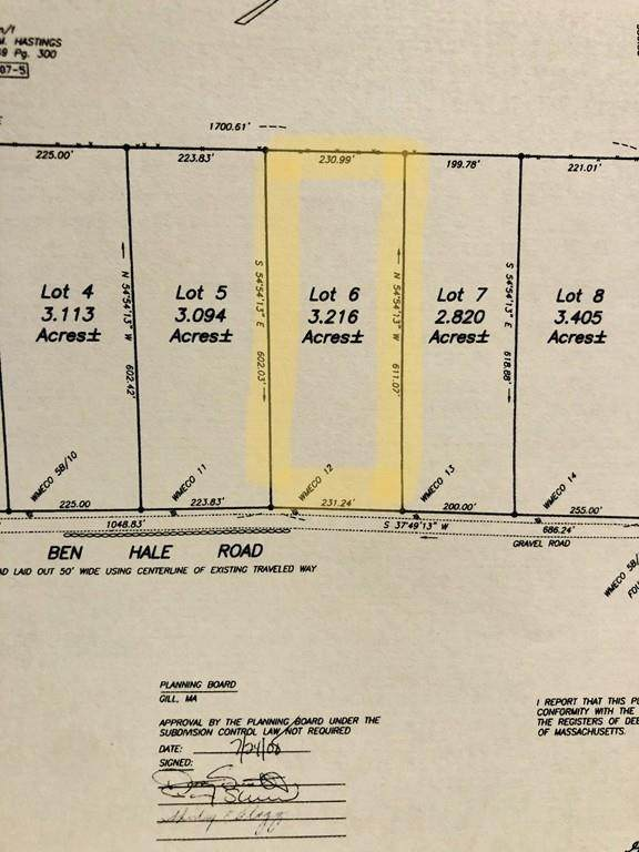 Lot 6 Ben Hale, Gill, MA 01376 (MLS #72623628) :: Trust Realty One