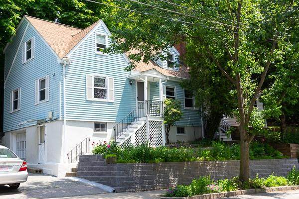 15-17 Playstead Road, Newton, MA 02458 (MLS #72623821) :: The Duffy Home Selling Team
