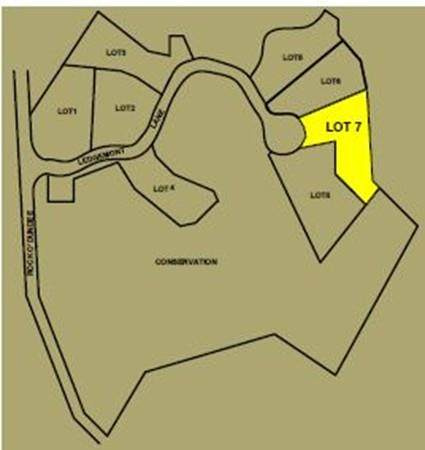 Lot 7 Ledgemont Lane, Dartmouth, MA 02748 (MLS #72624388) :: The Duffy Home Selling Team