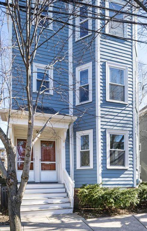 40 Kinnaird St #1, Cambridge, MA 02139 (MLS #72624603) :: RE/MAX Unlimited