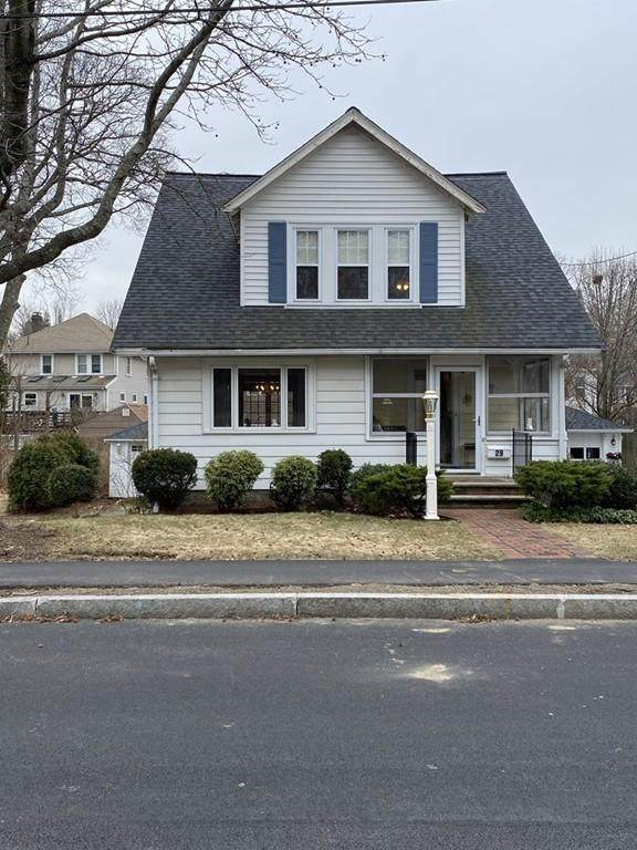 29 Albany Street, Quincy, MA 02170 (MLS #72625439) :: RE/MAX Unlimited