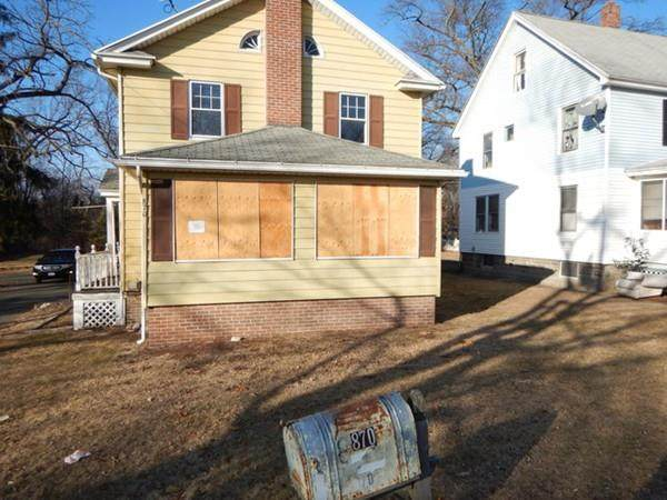 870 Wilbraham Road, Springfield, MA 01109 (MLS #72625784) :: EXIT Cape Realty