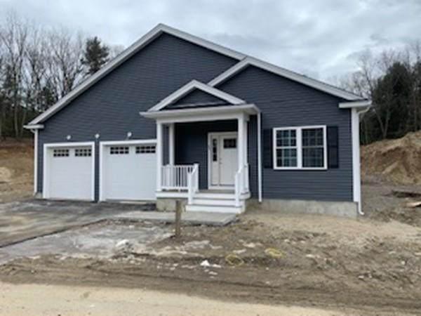 2 Morgan Circle #16, Boylston, MA 01505 (MLS #72628055) :: The Duffy Home Selling Team