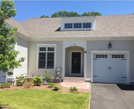 60 Northwood Drive #60, Sudbury, MA 01776 (MLS #72631170) :: The Gillach Group