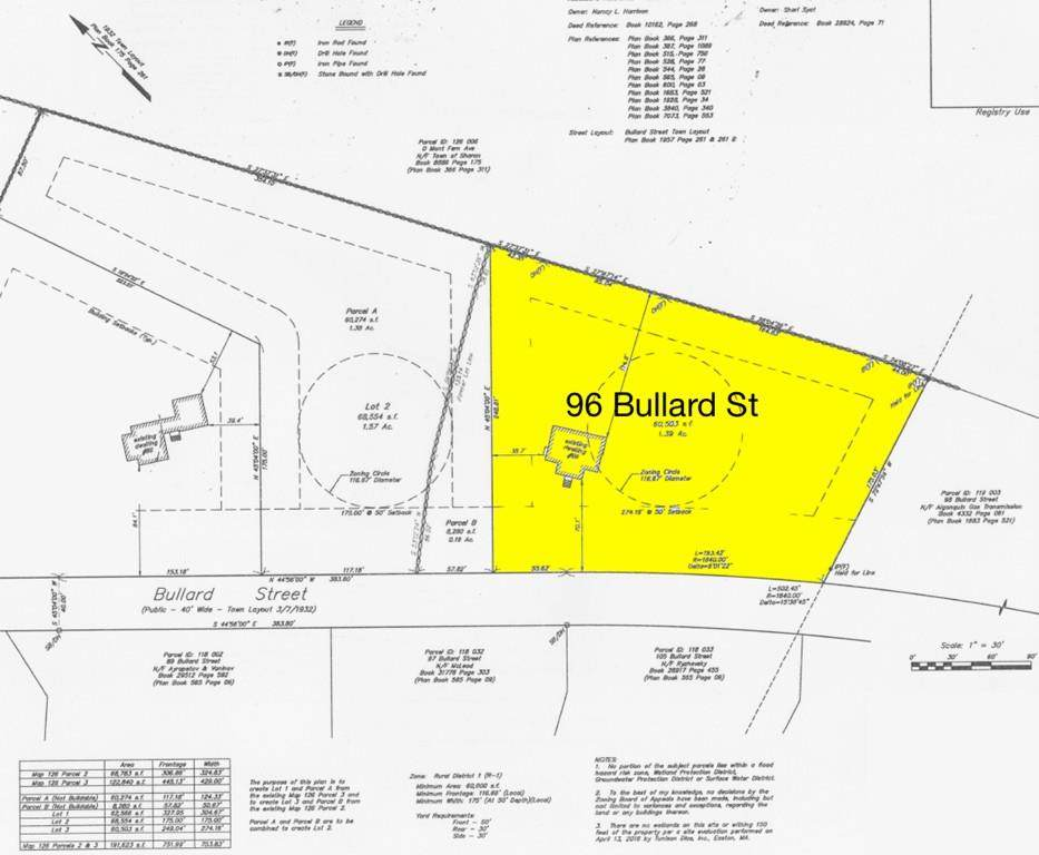 96 (Lot 3) Bullard St - Photo 1
