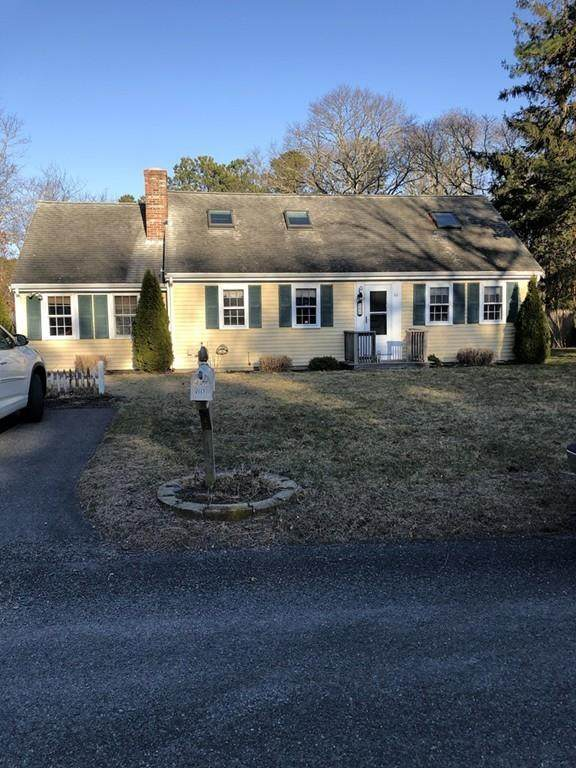 80 Freeman Rd, Yarmouth, MA 02675 (MLS #72631630) :: The Duffy Home Selling Team