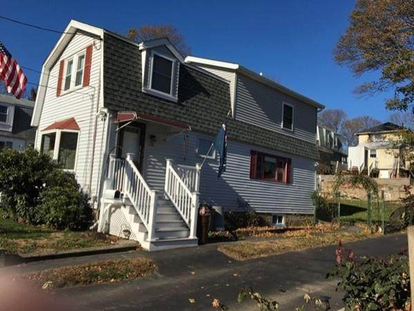 28 Shennen Street, Quincy, MA 02169 (MLS #72633148) :: Charlesgate Realty Group