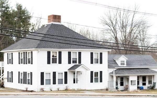 651 Main Street, Boylston, MA 01505 (MLS #72633610) :: The Duffy Home Selling Team