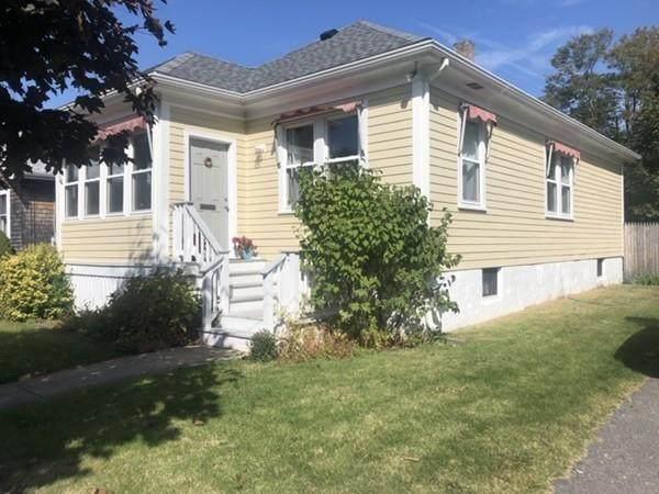 29 Jefferson St, Fairhaven, MA 02719 (MLS #72634662) :: RE/MAX Vantage