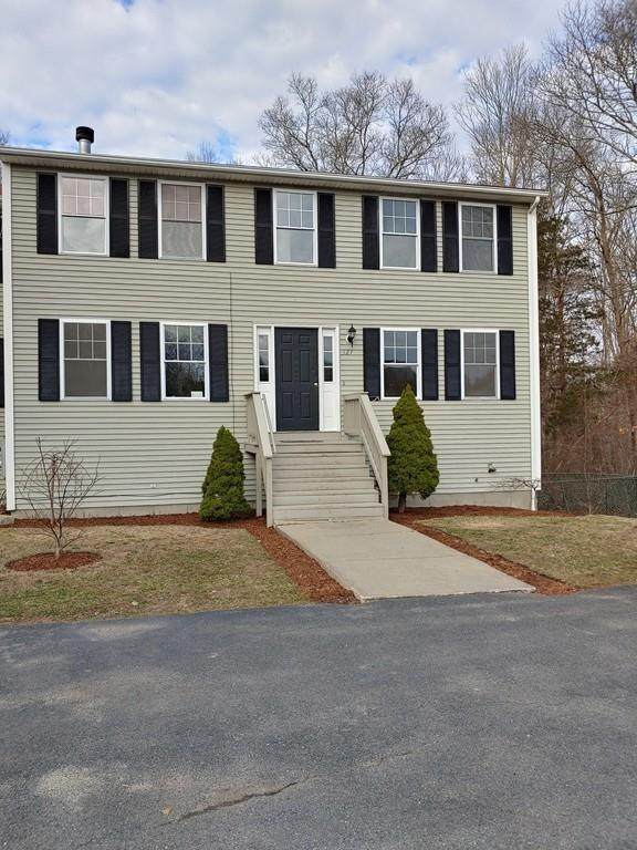 321 Fairview Ave, Rehoboth, MA 02769 (MLS #72634940) :: The Gillach Group