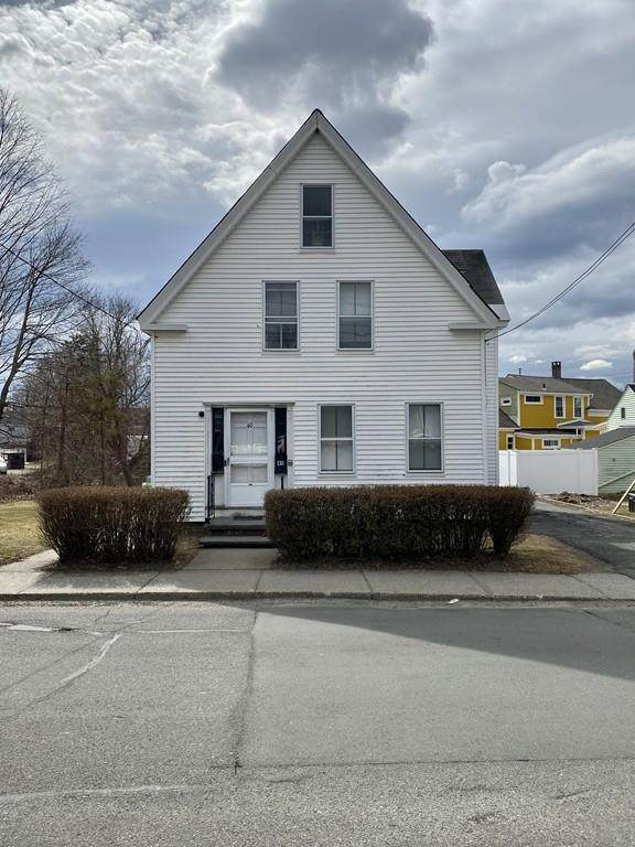 40 Pleasant Street, Greenfield, MA 01301 (MLS #72635161) :: Team Tringali