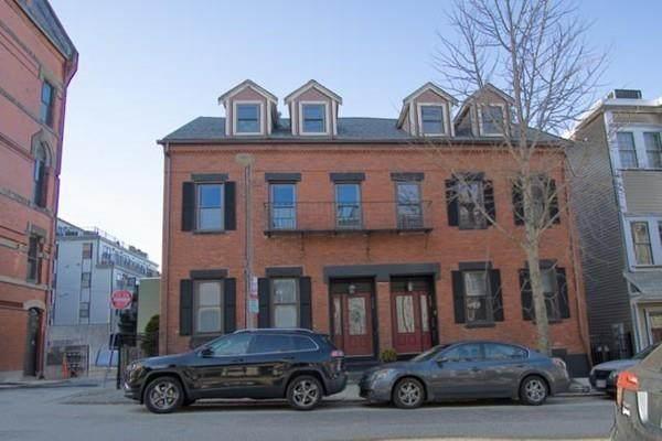 338 E St #2, Boston, MA 02127 (MLS #72635578) :: Westcott Properties