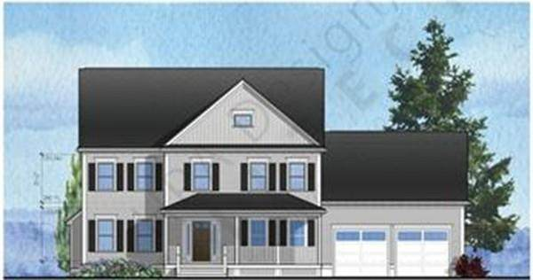414 High St/Morgan Rd Lot 1, North Attleboro, MA 02760 (MLS #72636340) :: The Seyboth Team