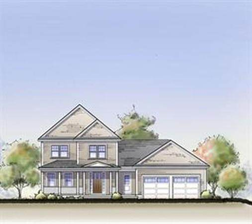 414 High St/Lot 2, North Attleboro, MA 02760 (MLS #72636730) :: The Gillach Group