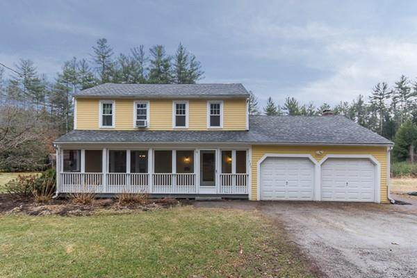 121 Hill Rd, Groton, MA 01450 (MLS #72636762) :: Exit Realty
