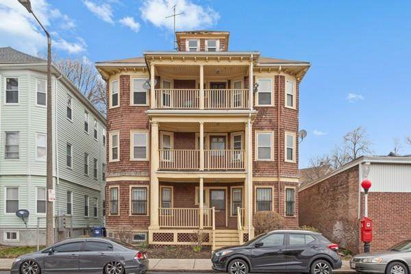 156 Talbot Ave, Boston, MA 02124 (MLS #72637001) :: The Gillach Group