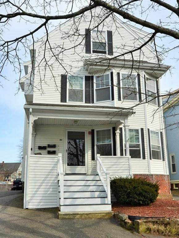 42 Bartlett Street #2, Beverly, MA 01915 (MLS #72637141) :: Exit Realty