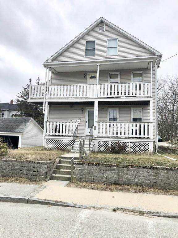 11 Joyce St, Webster, MA 01570 (MLS #72637163) :: Anytime Realty