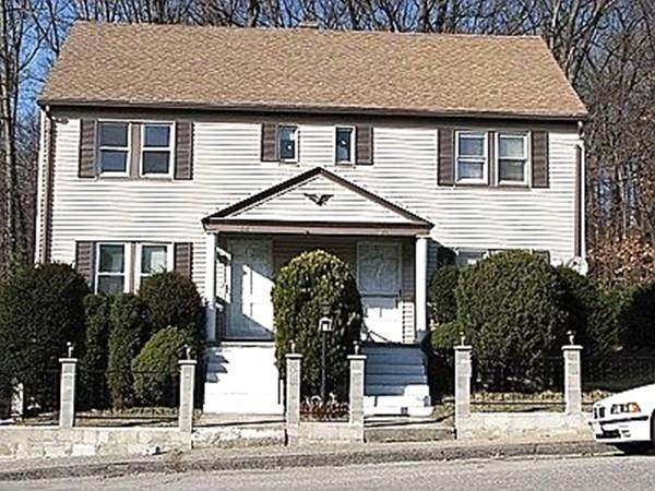34 Minthorne St, Worcester, MA 01603 (MLS #72637602) :: The Gillach Group